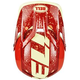 Bell Transfer-9 Full-Face Helmet red/marsala viper